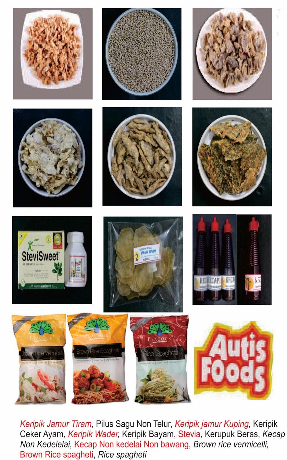 Berbagai Jenis Diet Anak Autisme