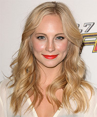 Candice Accola Hairstyle