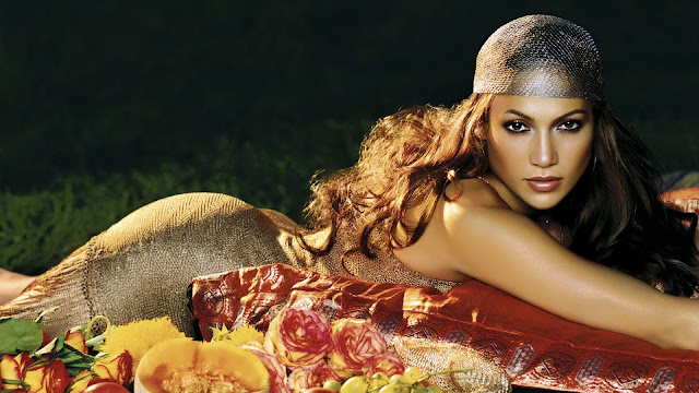 Jennifer Lopez Gipsy HD Wallpaper
