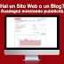 Come guadagnare con un Sito Web o Blog