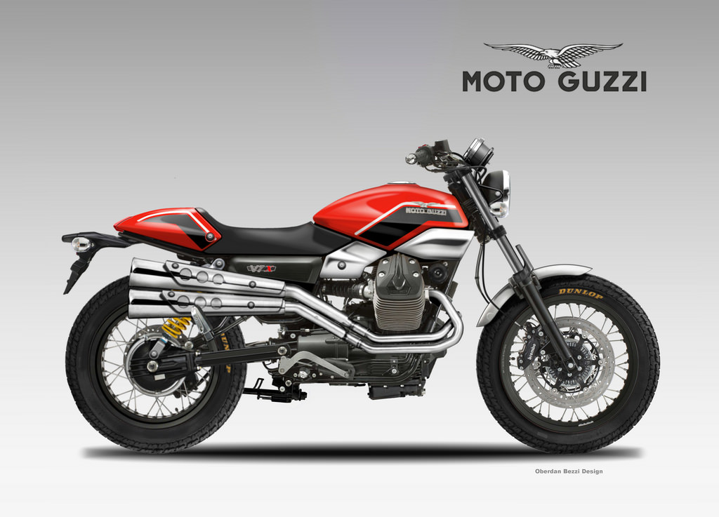 motosketches moto guzzi v7 x. Black Bedroom Furniture Sets. Home Design Ideas