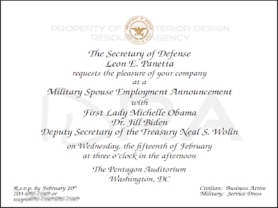 Idra the agency first lady michelle obama unveils effort for Interior design license