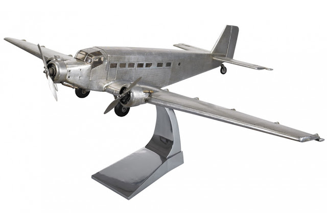Junkers JU52 'Iron Annie' Airplane Model