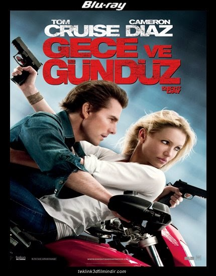 Gece ve Gündüz: Knight and Day (2010) afis