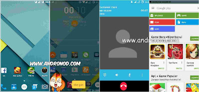 Custom Rom Lollilast V6 for Smartfren Andromax C3 Support Intrenet GSM