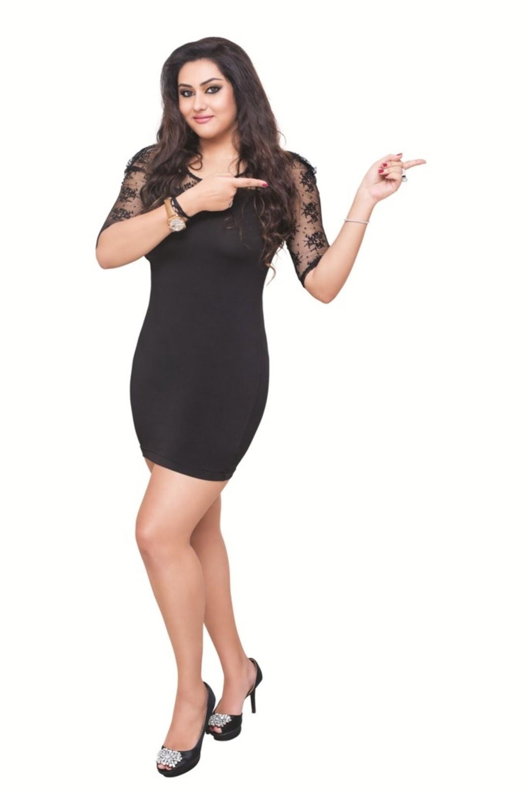 Actress Namitha Latest Photoshoot Stills after loosing weight