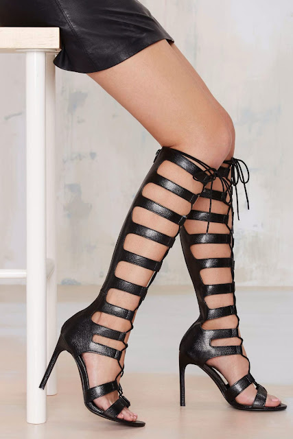 Fighter Gladiator Heel