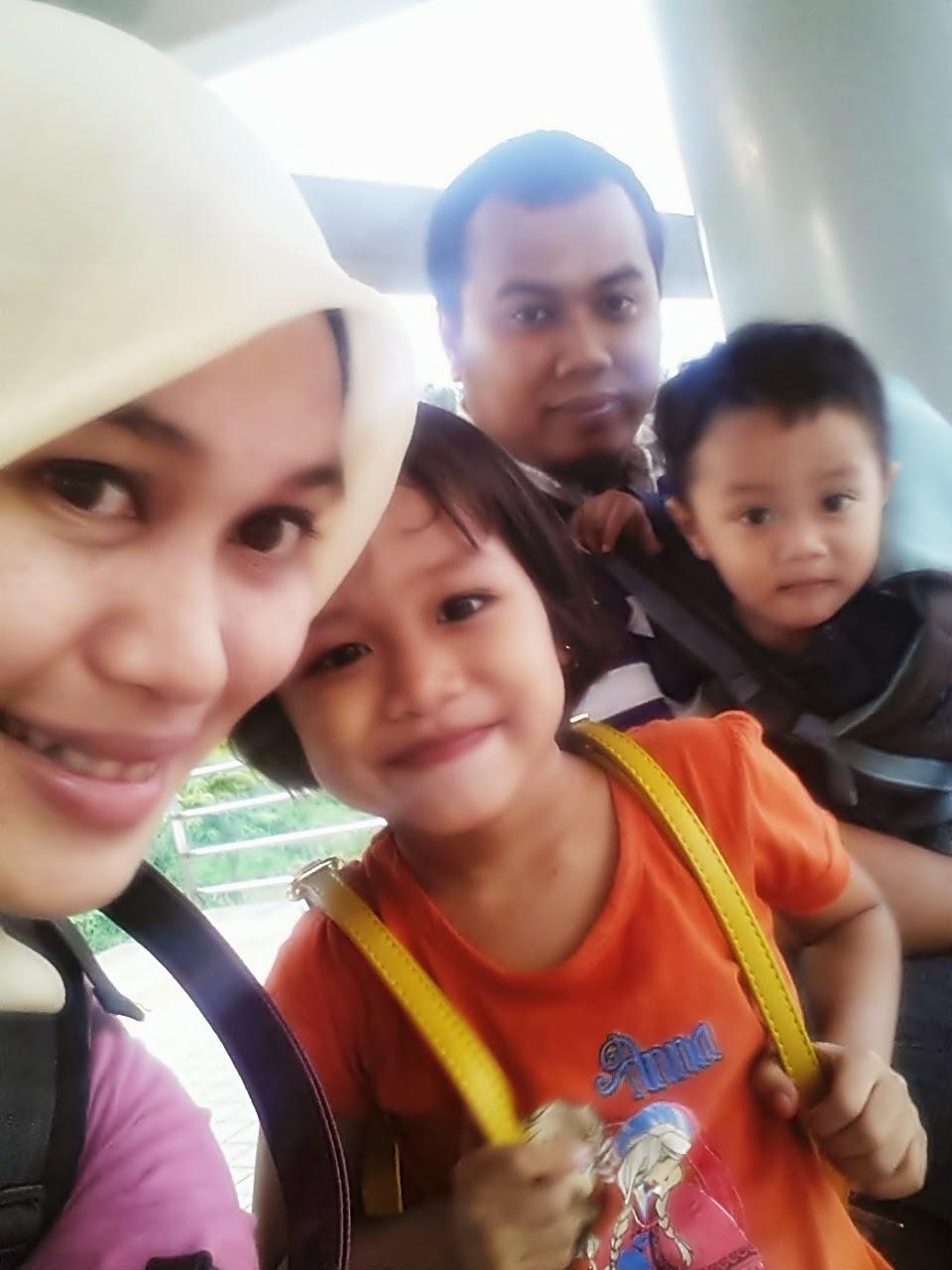 Farehan's Family
