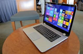 Laptop+Tertipis+di+Dunia+HP+Spectre+XT+TouchSmart