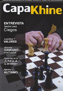 Revista de ajedrez Capakhine, dirigida a los niños y sus padres