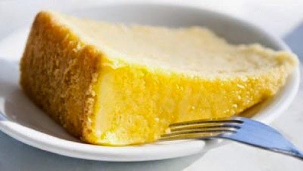 Receita de bolo do céu