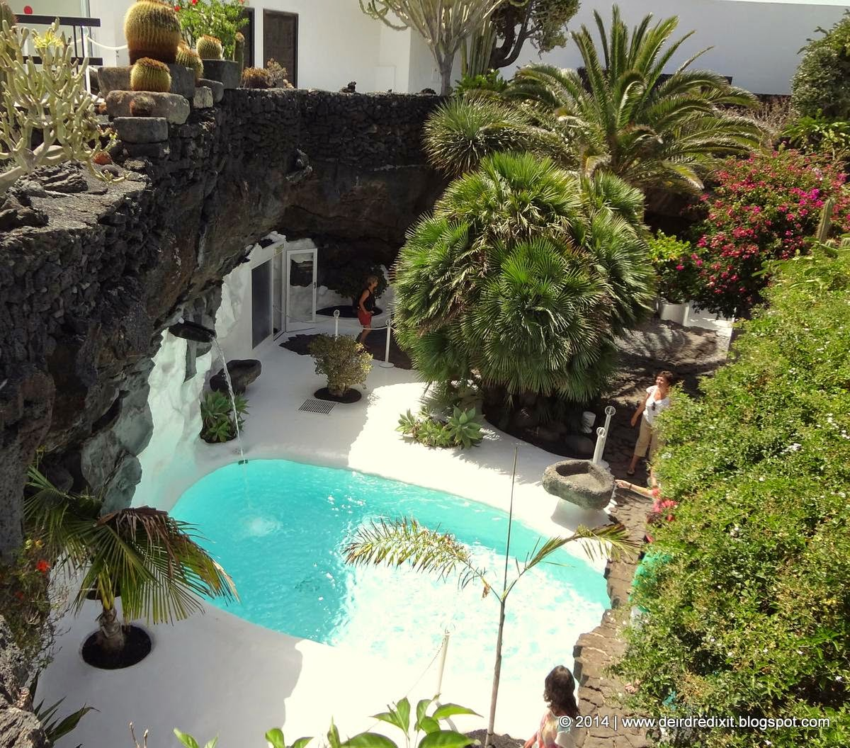 Lanzarote, Casa di César Manrique
