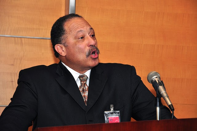 Shelby County Judge Joe Brown