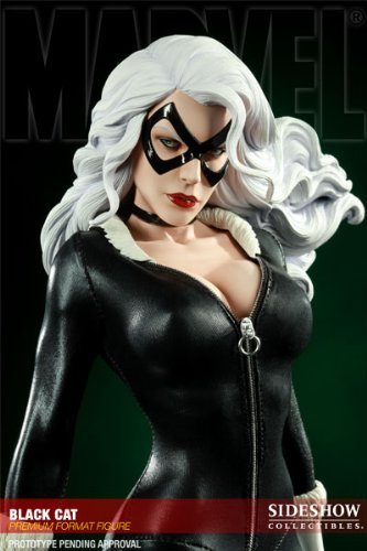 Black Cat (Marvel Comics) Character Review - Statue Product