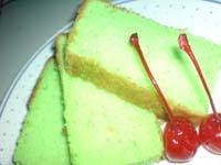 Kue Bolu Pandan