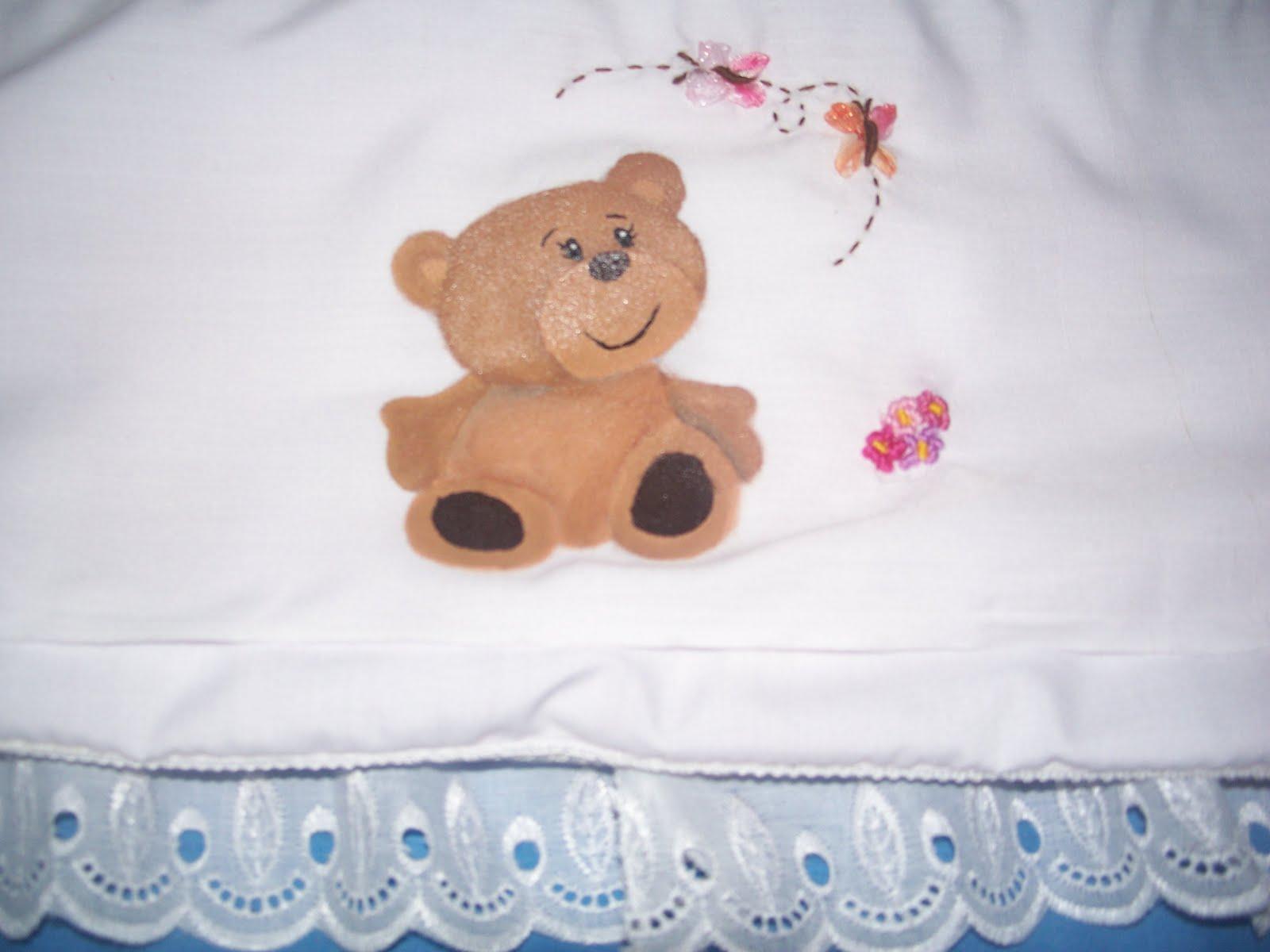 upita Matamoros Manualidades: Sabanitas para bebé