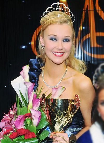 Miss International Finland 2012