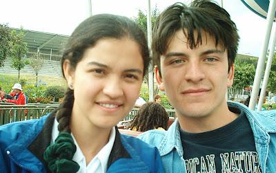 Luz Helena Sanabria Camargo y Ricardo Astrauskas