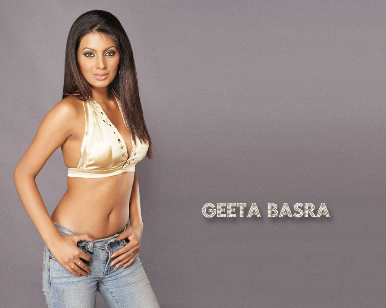 Geeta Basra Hot Wallpapers Fashion 2013 Carolina Arango