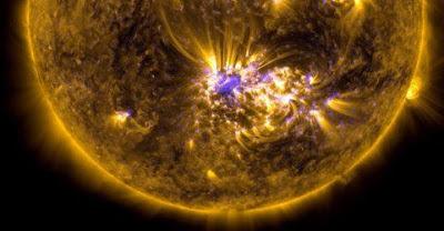 «Αθόρυβα» θα έρθει η σούπερ ηλιακή καταιγίδα