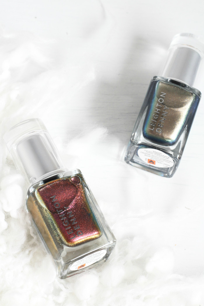 Leighton Denny I Am Goddess Collection Review and Swatches: UK Beauty Blog