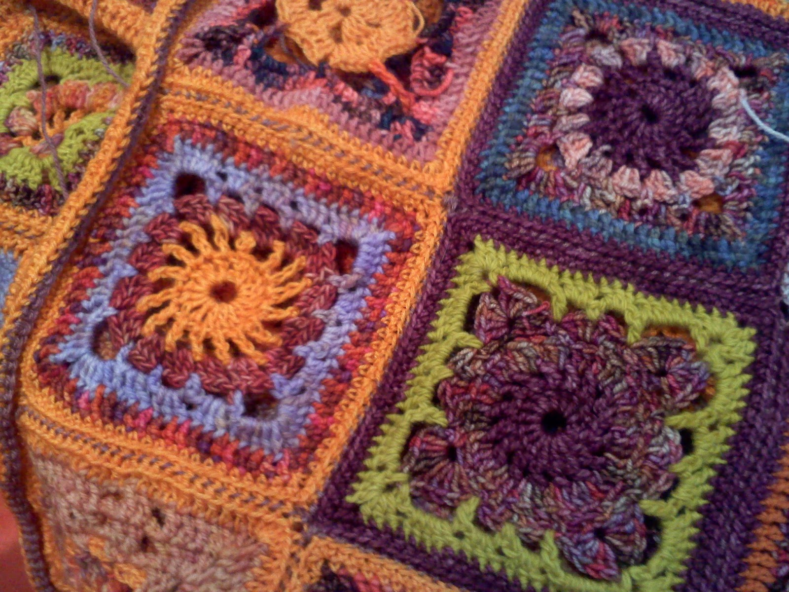 Stitch Therapy Brooklyn: GUEST BLOGGER: INSPIRED CROCHET MOTIFS by Evy ...