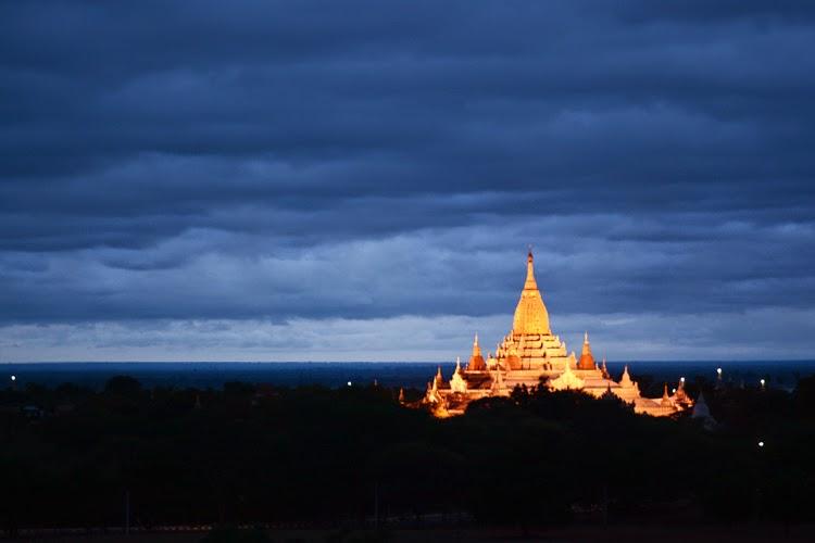 bagan, pagode, birmanie, myanmar, voyage, photos de voyage, conseils voyage, asie, nuit, lever de soleil