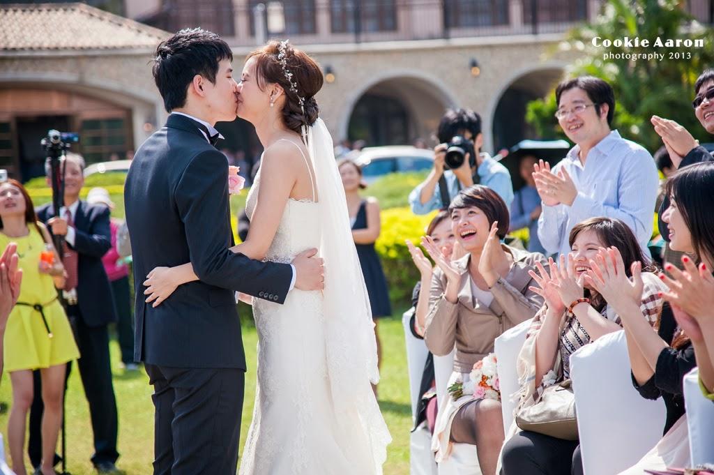 [ 婚禮紀實 ] 柏震&懷德結婚午宴@晶華園外園