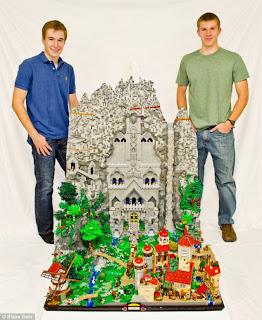 erebor-lego-model