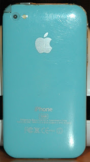 iPhone 5 knock-off: back