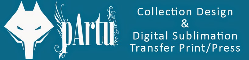 Partu Dijital Tekstil Süblime Transfer Baskı