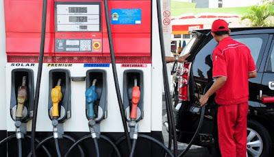 Harga Minyak Anjlok, Harusnya Harga BBM Premium Rp3.800/Liter