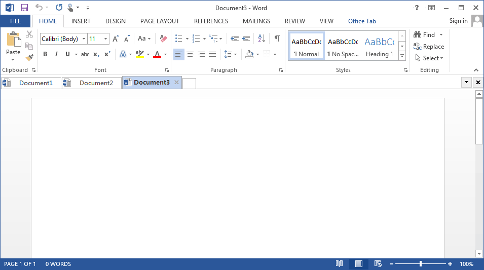 office tab free edition 9.51 key