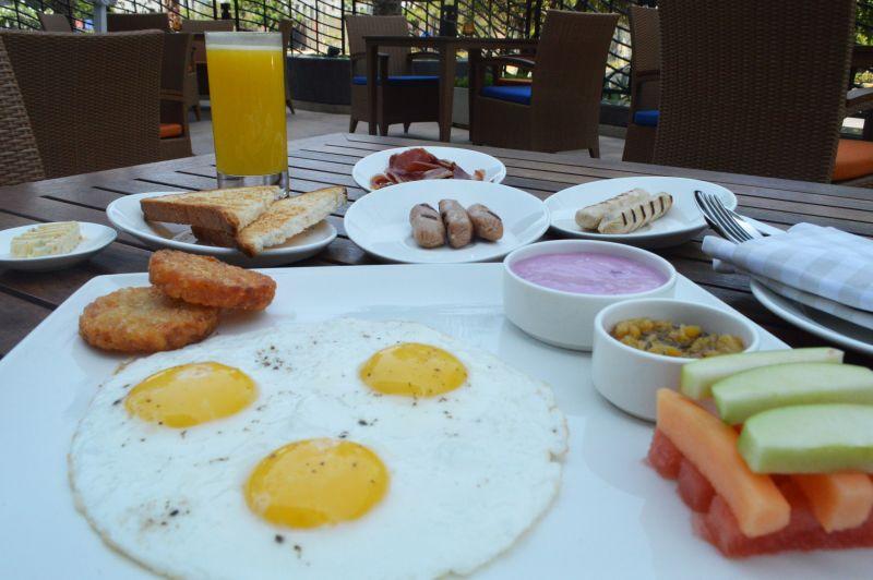 Best breakfast options in mumbai