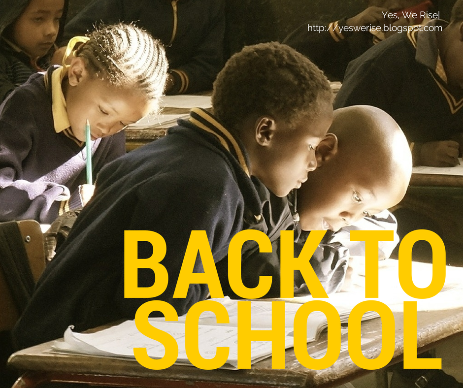 5 tips to transition back to school| Yes, We Rise