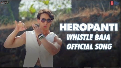 Whistle Baja (Heropanti) HD Mp4 Video Song Download