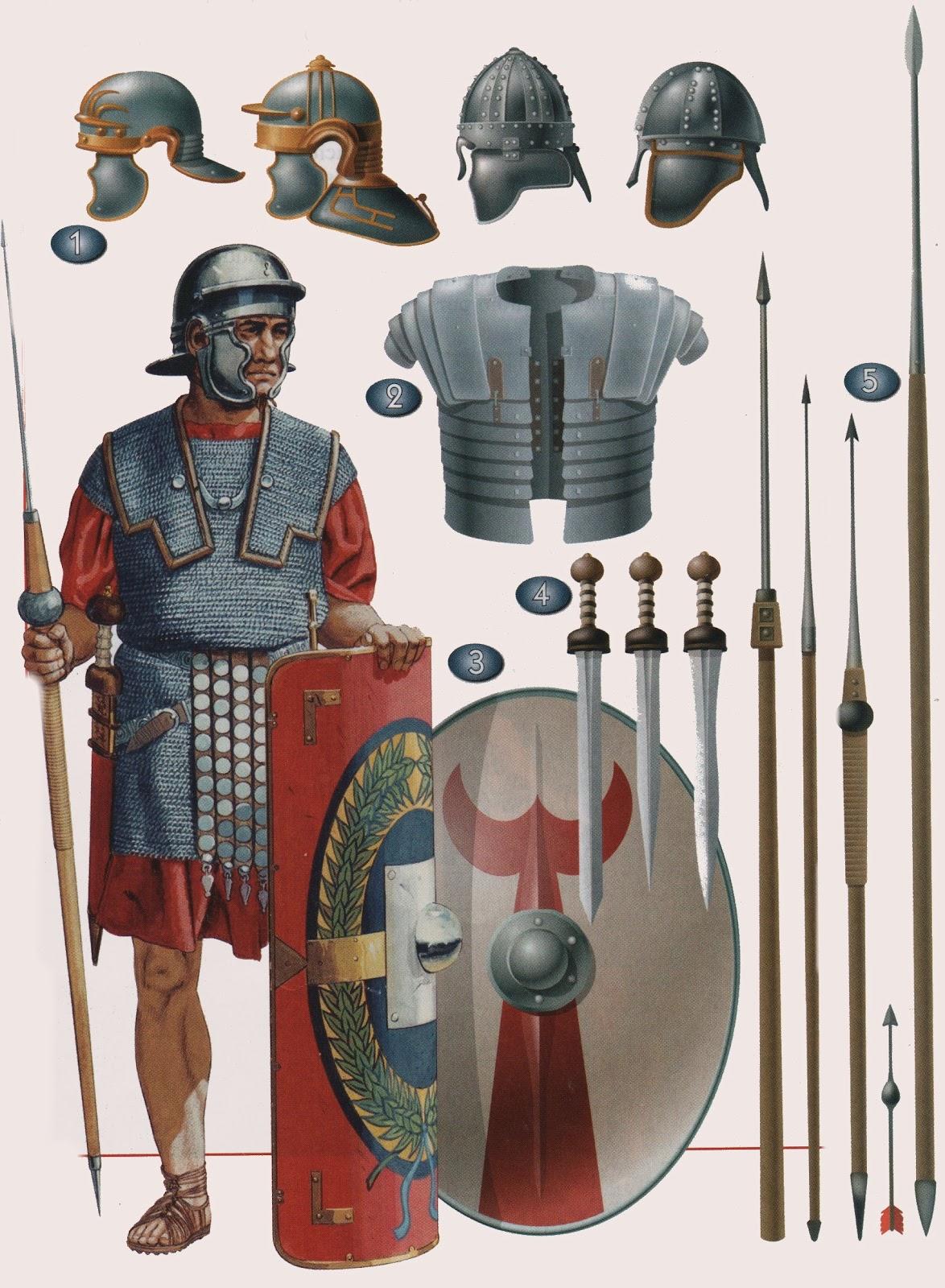 Fotos de soldado romano 1