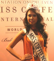 Miss Coffee, black coffee, coffee farmers, Putu Anandita Miss Coffee