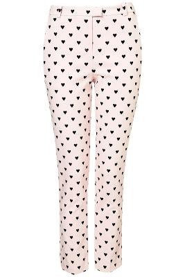 heart trousers
