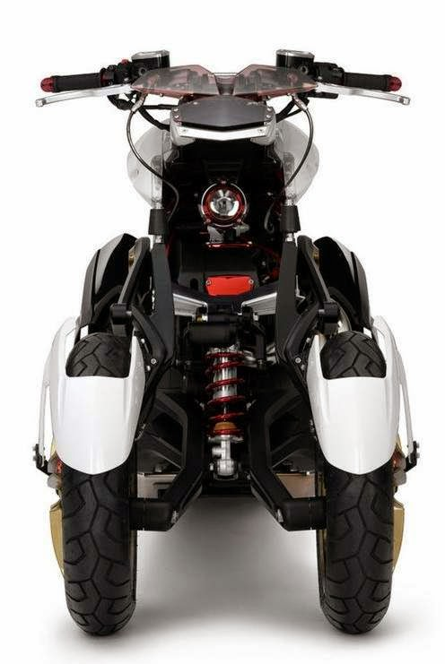 Yamaha Tesseract Concept