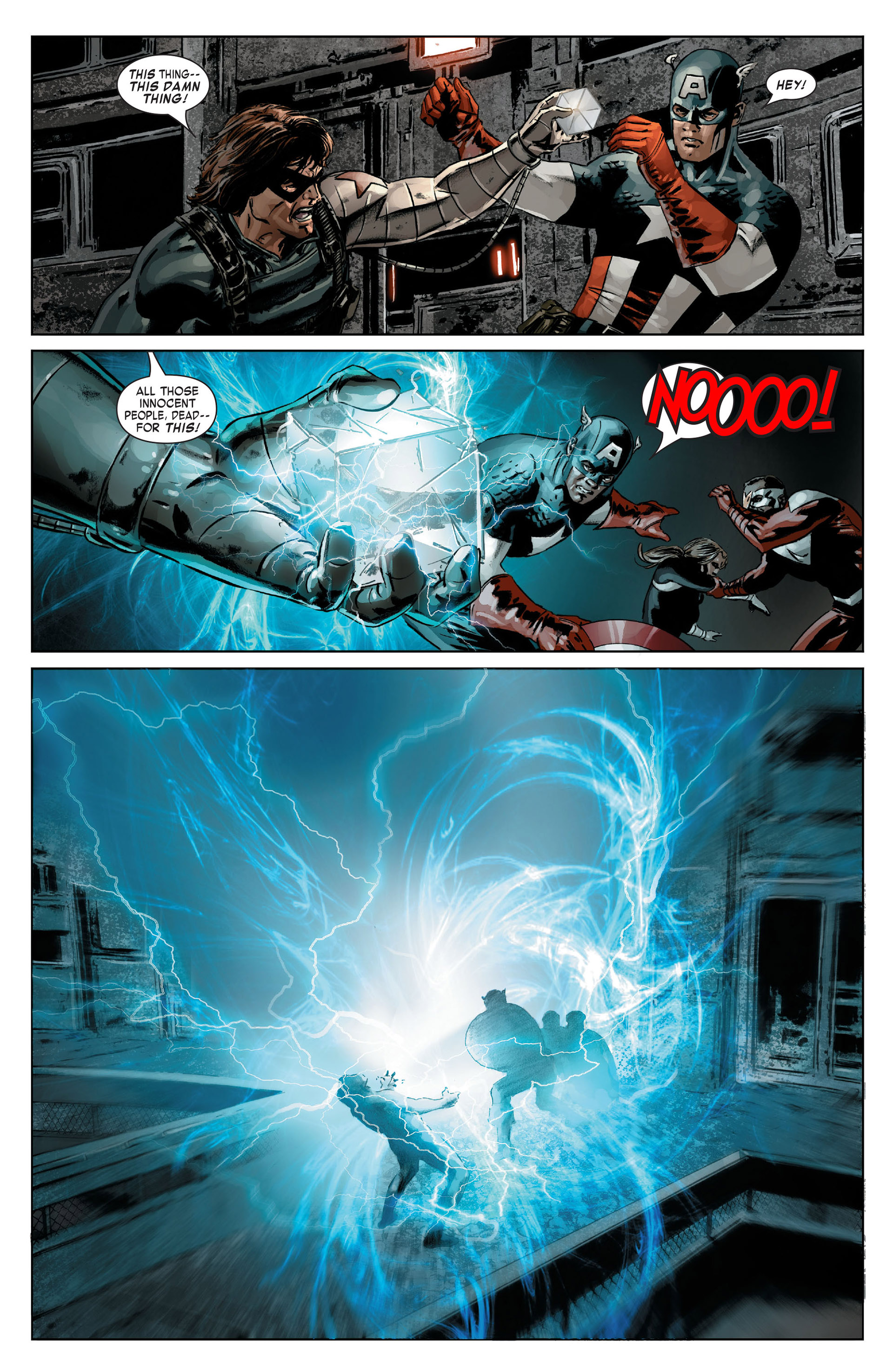 Captain America (2005) Issue #14 #14 - English 20