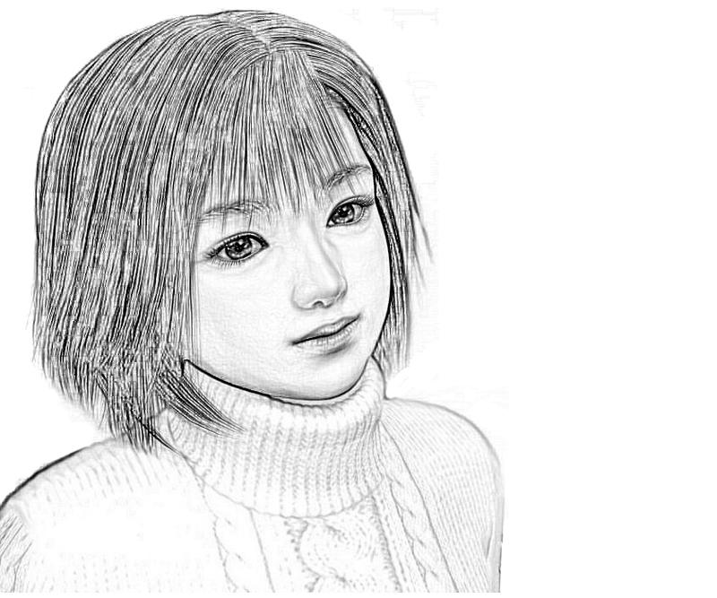 shenmue-nozomi-coloring-pages