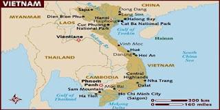asia tenggara, vietnam, perang vietnam
