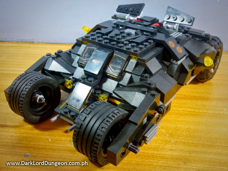 dark lord dungeon lego batman tumbler batmobile ko. Black Bedroom Furniture Sets. Home Design Ideas
