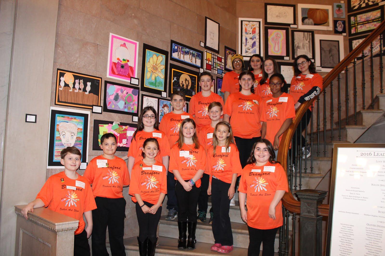 BPS K-12 Art Show!