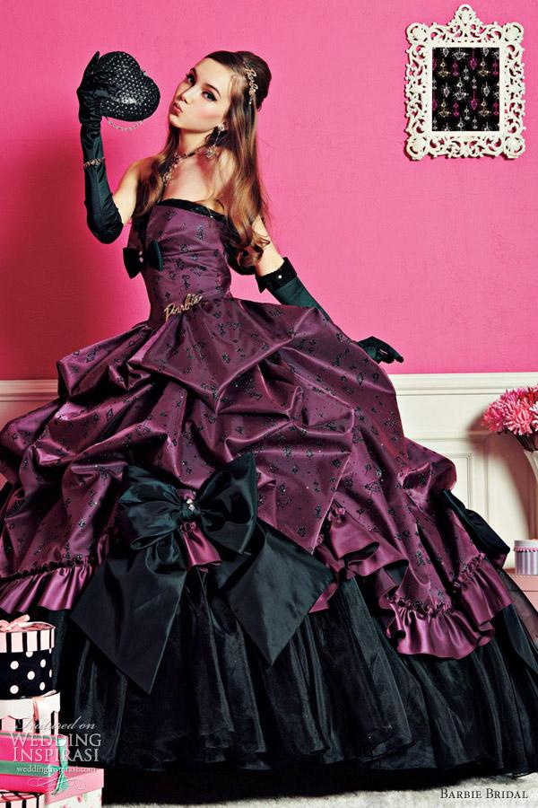 Todo sobre Bodas: Colección Barbie: Vestidos de Novia y Vestidos de ...