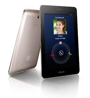 Asus FonePad Tablet Berprosesor Intel Atom Z2420
