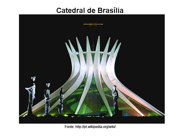 CATEDRAL METROPOLITANA DE NOSSA SENHORA APARECIDA