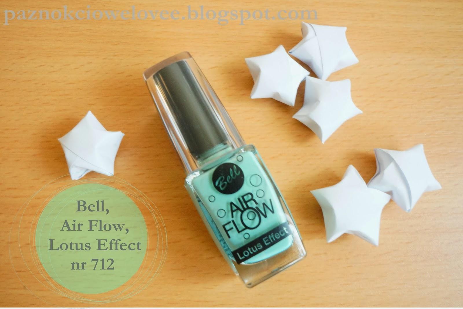 Bell, Air Flow, Lotus Effect (Lakier przepuszczający powietrze)