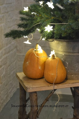 The Halloween Tree - Shabby&CountryLife.blogspot.it